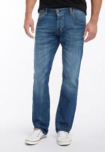 W40 Jeans Uomo Usato W28 Mustang Effetto a Dritto Michigan qwvYBY