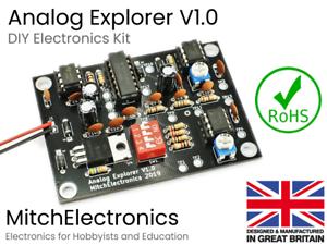 Analog-Explorer-V1-0-Electronics-Electronic-DIY-Kit