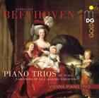 Klaviertrios op. 70   1 & 2/Variationen op. 121 A von Wiener Klaviertrios (2014)