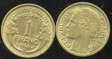 FRANCE  FRANCIA  1 franc MORLON 1941  SUP ++    ( bis )