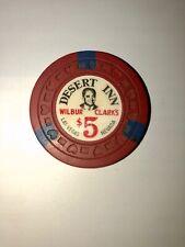 Desert Inn, Wilbur Clark's Las Vegas Casino Chip
