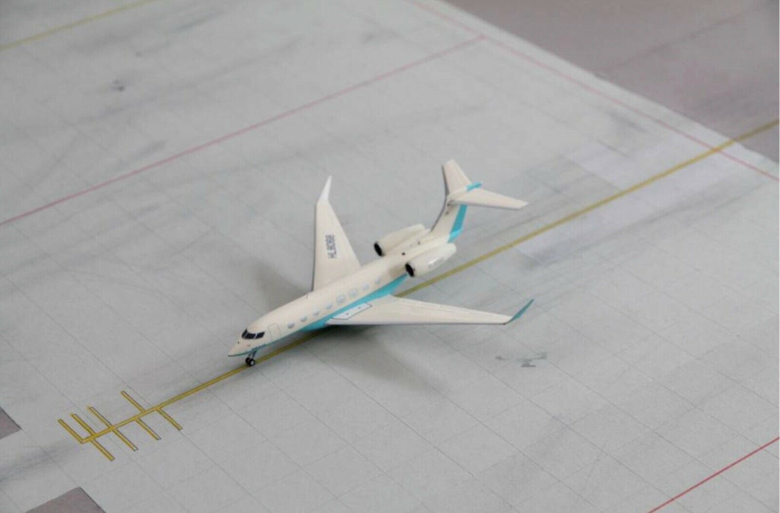 Jc Wings 1 200 Korean Air Gulfstream Aerospace G650-ER HL8068 EW2G65001