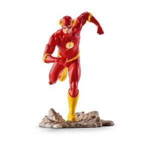 Action- & Spielfiguren Schleich The Flash rennend Justice League 22508 Superhelden Neu OVP DC Universe