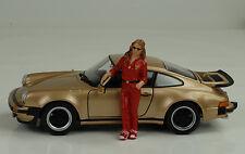 Film Photo Girl Model Victoria Figur figurines figure 1:24 American Diorama