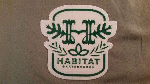 "New Habitat /""Monogram/"" Decal Sticker"