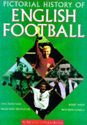 History of English Football, Jeffery, Robert, Very Good Book