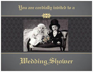 20-WEDDING-SHOWER-Babies-POST-CARDS-Postcards-or-Flat-Cards-Env-Invitations