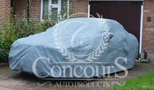 Mercedes-Sport-Coupe-CL203-gt-2008-Funda-Multicapa-Impermeable-Multi-layer-Cover