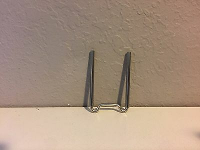 """FOR DCP 1//64 PETERBILT KENWORTH STAINLESS STEEL 3//32/"""" X 2/"""" FLAT TOP STACKS S04"""