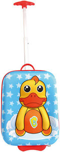 Knorrtoys-Bouncie-Trolley-Duck-mit-blinkenden-Raedern-Kinderkoffer-Koffer-Kinder