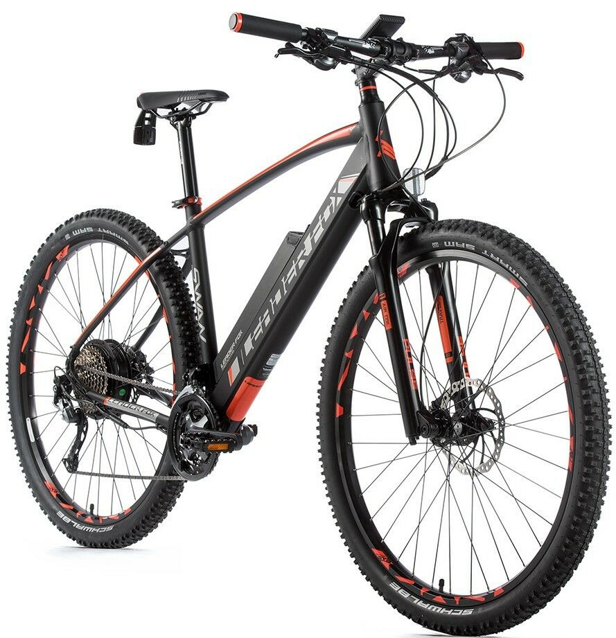 29 ZOLL Herren Elektrofahrrad Elektrofahrrad Elektrofahrrad MTB E-Bike Pedelec E-Swan NEU 2019 Scheibenbremse 75de85