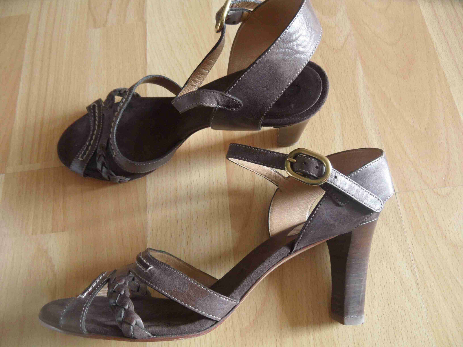 CHLOE chice Sandaletten Pumps braun Gr. 36,5 NEUw.   NEUw. OA1 dd675c