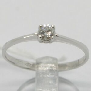Anillo-de-Oro-Blanco-750-18-CT-Solitario-con-Diamante-Quilates-0-14-Cuadrado