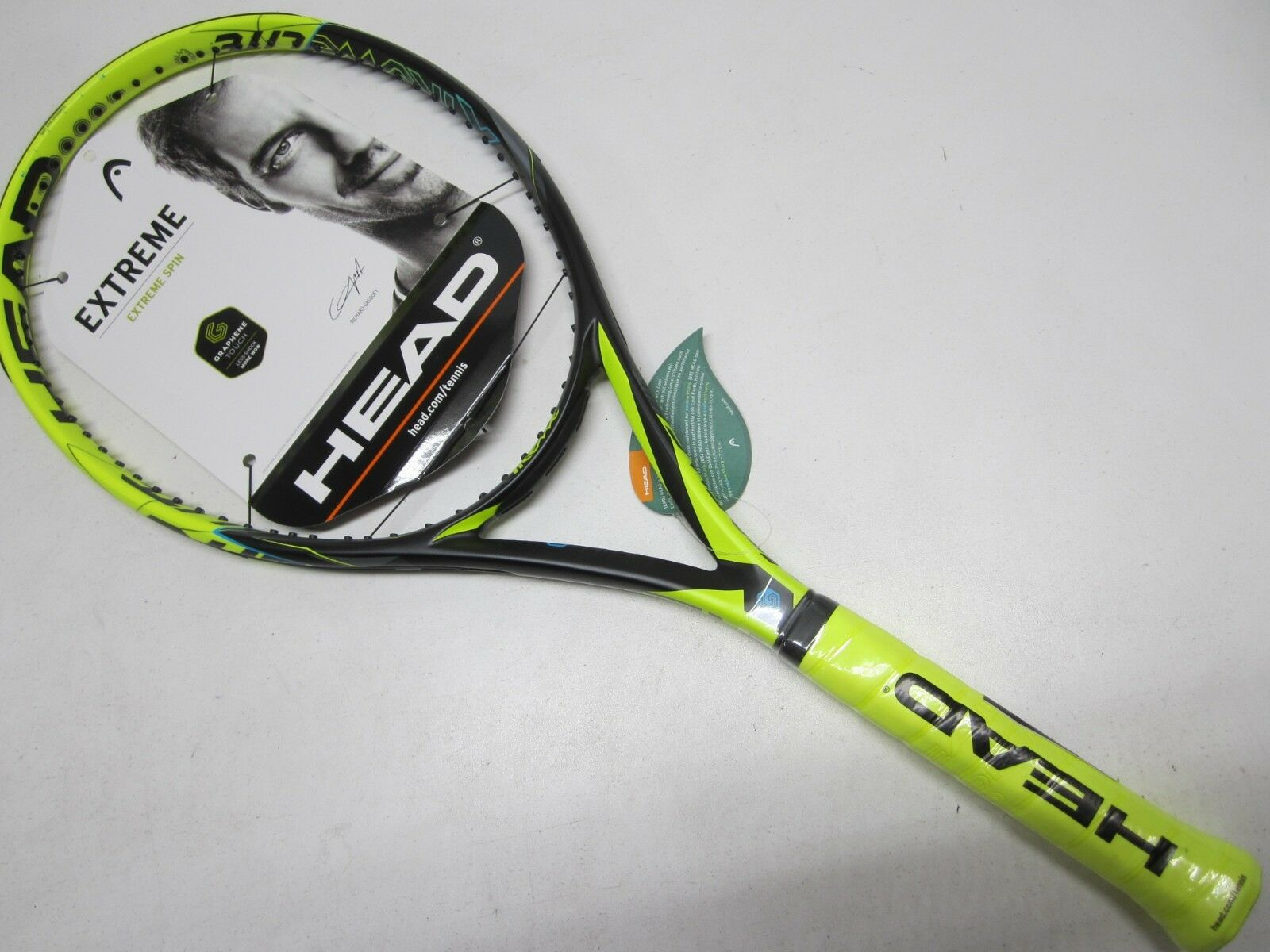 nuevo  Head Graphene Touch EXTREME  Lite  tenis raqueta (4 1 4)