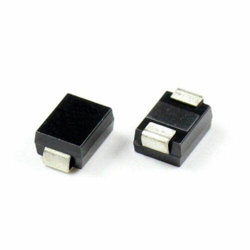 Lot of 4 SK13  Schottky Barrier Diodes 30V 1A DO-214AA