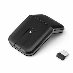 6c95a292f63 Image is loading BlackWeb-Wireless-Bluetooth-Touch-Mouse-75-ft-Range