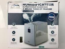Bionaire Warm Cool Mist Ultrasonic Humidifier BU7500B CN