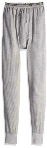 Grey Pack of 3 ~ Fruit of the Loom Men/'s Classics Midweight Waffle Thermal