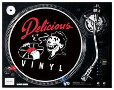 Delicious Vinyl-Oldskool Rave Hip House Tocadiscos/Dj Slipmats