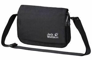 Jack-Wolfskin-Women-039-s-Shoulder-Bag-Julie-Black-2008291