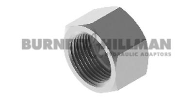 Burnett /& Hillman Metrisch Kompression Muttern Hydraulische Gewinde S SERIE