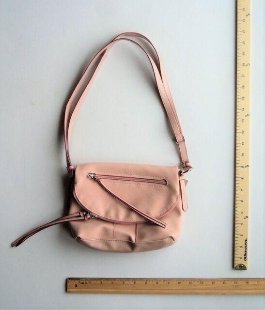 77bd13c46c2e Women's Urbanology BRAND Blush Pink Cross Body Ladies Purse Tote Bag ...