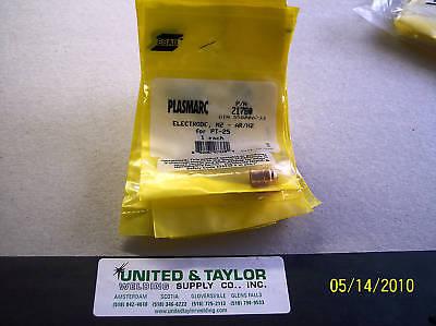 20pc x 21595 Electrode ESAB® PT-25 Plasma Torch *US SHIP* 21596 Nozzle 50A