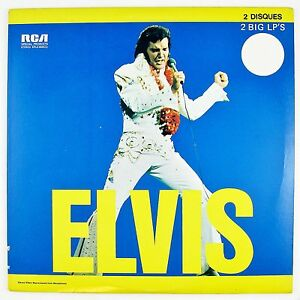 ELVIS-PRESLEY-Elvis-2LP-1973-ROCK-NM-NM