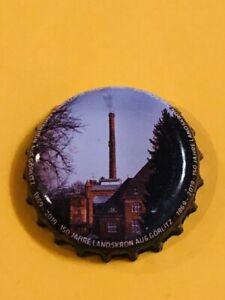 Kronkorken//Bottle-Cap//Tappi//Capsula-150 Jahre Landskron Brauerei Görlitz