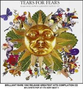 Details about Tears For Fears - The Very Best Greatest Hits Collection 80's  90's Synth Pop CD