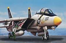 Trumpeter 1/144 F-14A Tomcat Fighter Plastic Model Kit TSM3910