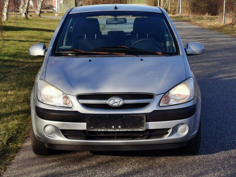 Hyundai Getz 1,1 GL 5d - 14.600 kr.