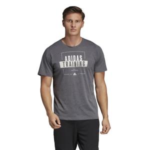 Details zu Adidas Herren T Shirt Trainieren Leichtathletik Mode Freelift Bedrucktes DV2493