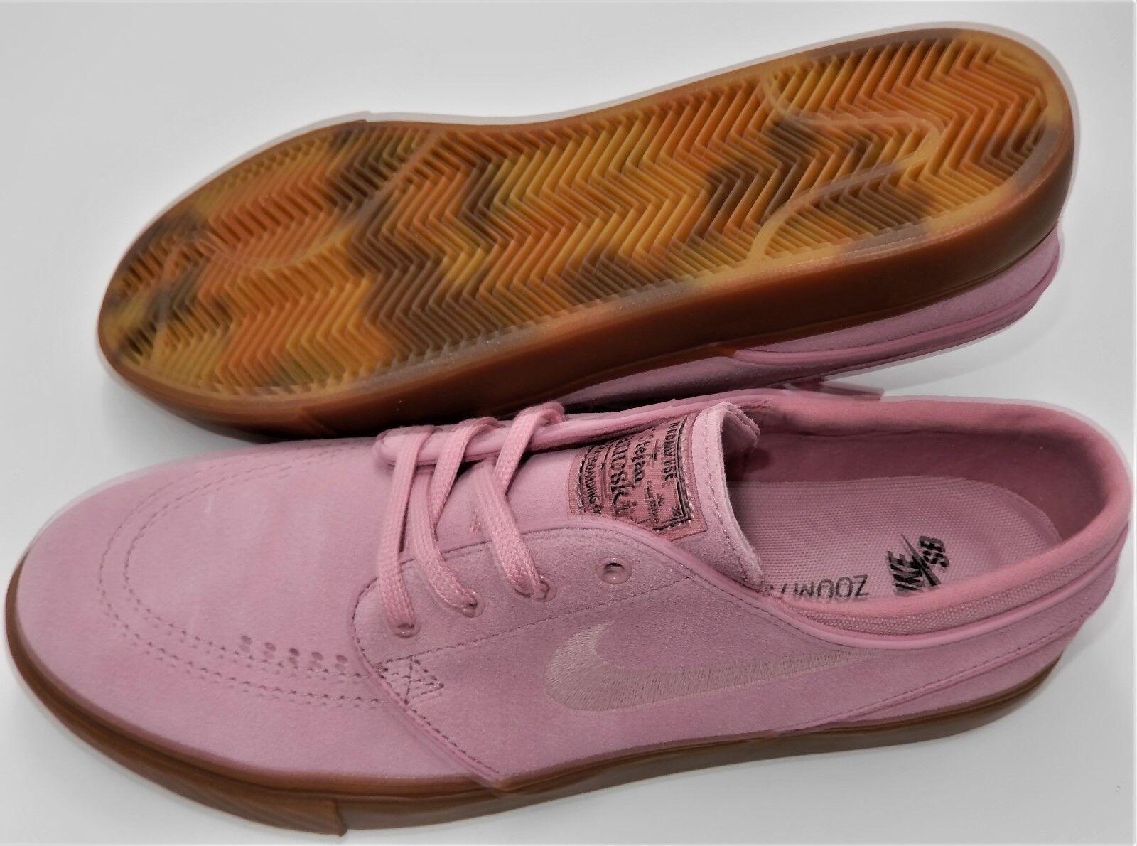 db02e581c5f9 Nike SB Zoom Stefan Janoski Mens 333824-604 Elemental Pink Skate ...