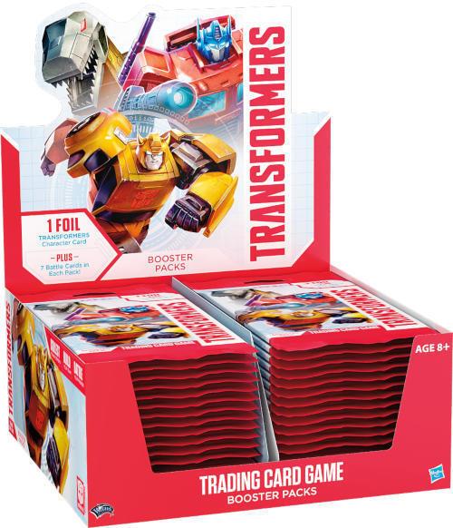 Die staffel 1 trading card game booster - box 30ct versiegelt