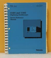 Tektronix 070 6779 00 1140111402 Digitizing Oscilloscopes Service Manual