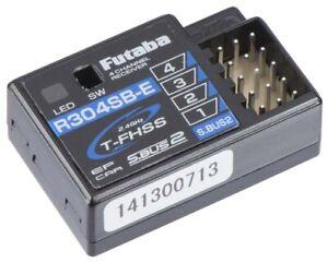 Futaba R304SB-E 4-Ch S.BUS2 2.4GHz T-FHSS Telemetry Receiver FUT-01102180-3