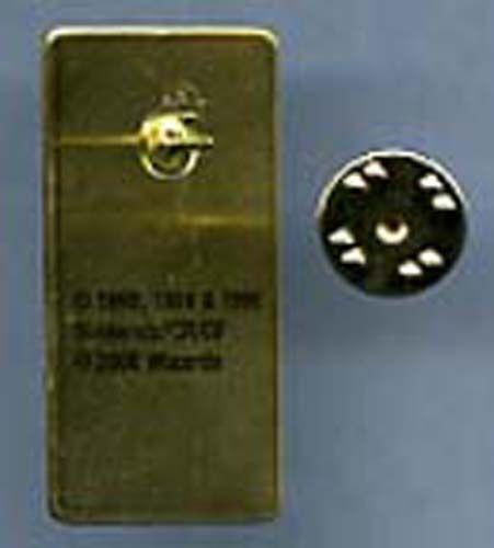 ZEPHER BADGE//PIN POKEMON™ 2001-2002 JOHTO LEAGUE SECOND SET FACTORY SEALED