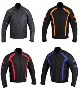 Biker-Jacket-CE-Approved-Armour-Abrasion-Resistant-Summer-Motorbike-Jackets
