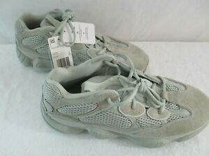 1d0e89bfea5 Details about adidas Yeezy 500 Men's Size 10 M in Salt Style EE7287 NWT but  NWOB