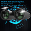 thumbnail 2 - VOROME 12x42 Roof Prism Binoculars for Adults, HD Professional Binoculars for &