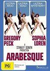 Arabesque (DVD, 2013)