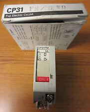 Fuji Cp31f M5wd Circuit Breaker 5amp