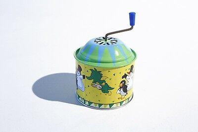 Spielzeug ZuverläSsig Blechspielzeug Drehdose Tabaluga °° Tin Toy °° Jouet En Tôle °°