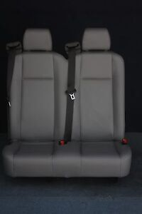 2015 Ford Transit 250 Van Back Row Right Side Bench Seat