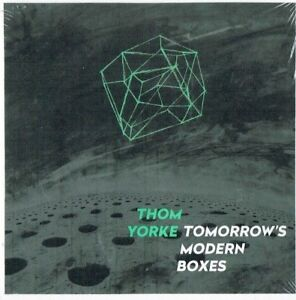THOM-YORKE-Radiohead-Tomorrow-039-s-modern-boxes-New-amp-sealed-digipack-Cd