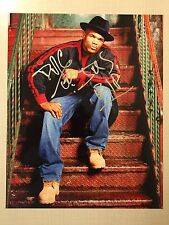 Run DMC Darryl McDaniels Signed Photo With Sketch And Inscription Rare Rap PROOF