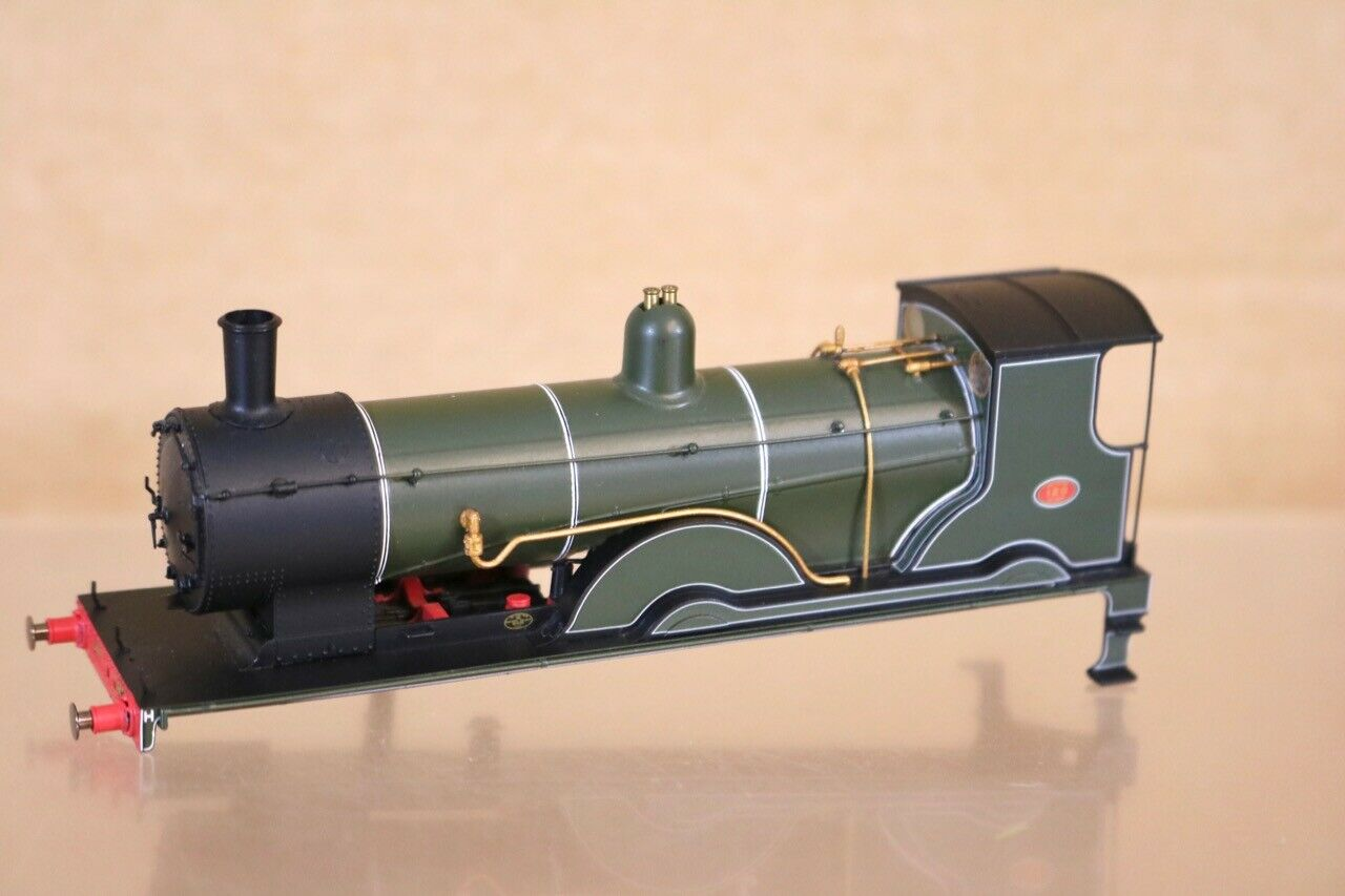 HORNBY R2690 NRM BODY SHELL for DCC SOUTHERN 4-4-0 CLASS T9 LOCOMOTIVE 120 nr