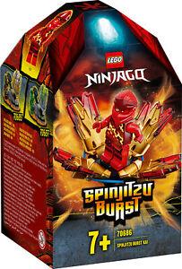 70686-LEGO-NINJAGO-Spinjitzu-Rafale-Kai-Accessoire-Ninja-Playset-age-48pcs-7
