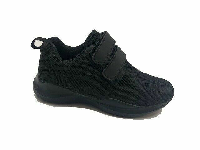 Clarks Size 10.5 E Black Trainers